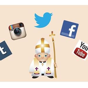 Una campaña publicitaria para cambiar la imagen de la Iglesia