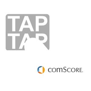 TAPTAP empezará a trabajar con comScore para la medición de campañas móviles