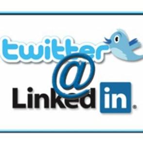 Las menciones que conocemos de Twitter, ahora también en LinkedIn