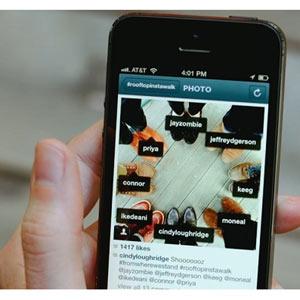Instagram lanza la opción de etiquetado para sus fotos