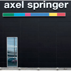 """Axel Springer torea la """"crisis del papel"""" reorientándose hacia lo digital"""