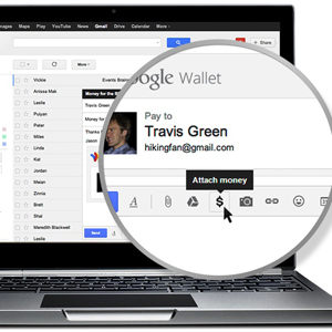 Google ya permite enviar dinero a través de Gmail