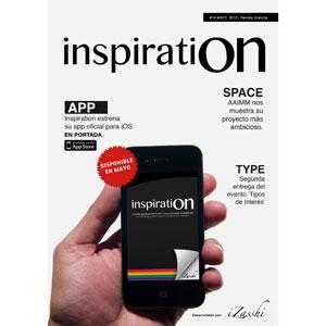 El último número de la revista Inspiration ya está recién salido del horno