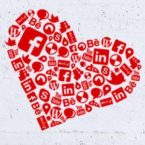 """12 maneras de """"enamorar"""" a la audiencia en los social media"""