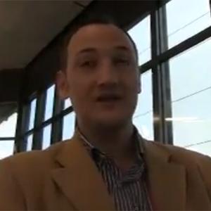 """M. Segovia (Zenith Optimedia) en #FOMG13: """"No hace falta salir fuera para ganar un buen sueldo"""""""