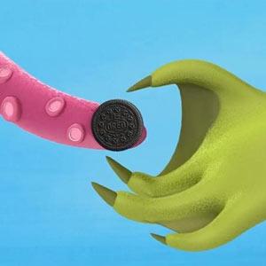 """Oreo, la """"galleta-maravilla"""" que es capaz de domesticar a las bestias"""