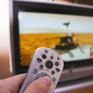 La publicidad en televisión se reduce en una hora durante el primer trimestre de 2013