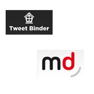 Tweet Binder se alía con MarketingDirecto.com para la monitorización de eventos en Twitter