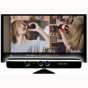 Microsoft podría monitorizar y recompensar a los usuarios por ver TV y anuncios a través de Kinect