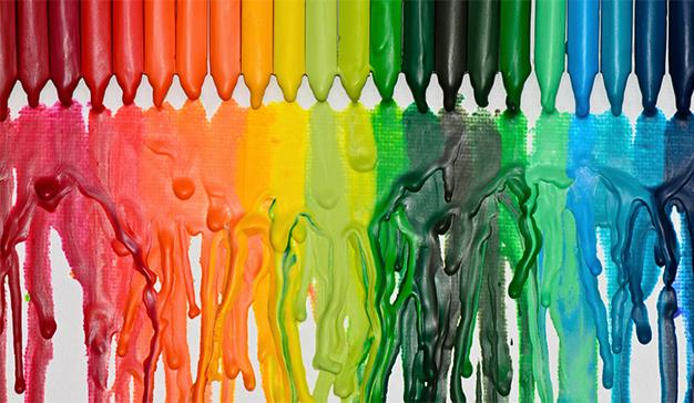 La psicología del color: cómo las empresas utilizan el color para remarcar sus valores