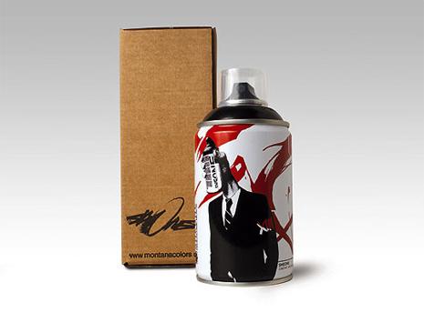 """Cuando los grafitis se apoderan del packaging: 15 ejemplos muy """"vándalos"""""""