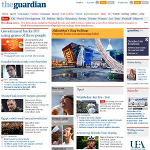 """El Ejército de Estados Unidos """"desenchufa"""" a sus soldados de The Guardian"""
