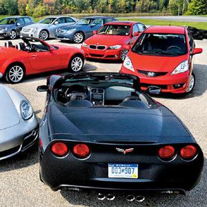 El mercado automovilístico atraviesa un extraño momento: Un Jaguar por 23.000 euros, un Volkswagen por 60.000