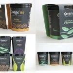 41 ejemplos refrescantes de packaging de helados