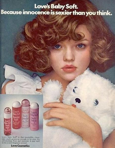 15 anuncios vintage que hoy en día estarían prohibidos: desde cocaína para los niños hasta mujeres alfombra