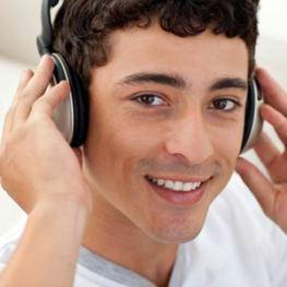 Así es como se escucha música en el año 2013