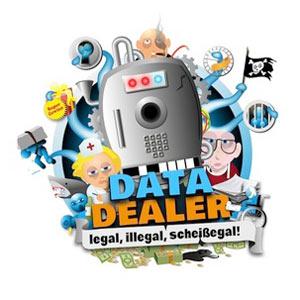 """Data Dealer, el juego que muestra en primera persona cómo """"traficar"""" con datos"""