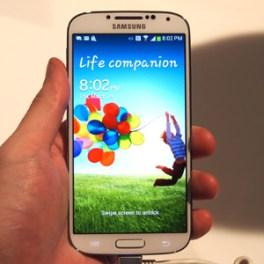 Samsung consigue récord de ventas con el Galaxy en España, pisando los talones a Apple