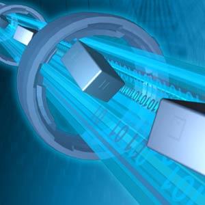 Los usuarios de internet de banda ancha en España reciben sólo el 66,7% de la velocidad contratada