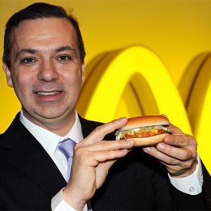 """B. Knezevic (McDonald's): """"La publicidad tradicional está anticuada"""""""