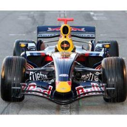 Vodafone, Red Bull y Santander, líderes en el patrocinio en el mundo del motor