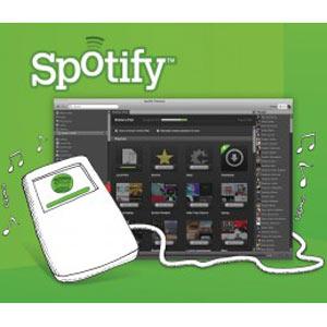 Spotify da las gracias a una de sus usuarias con una lista de canciones con mensajes ocultos
