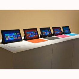 Las tres razones por las que la tableta Surface RT de Microsoft ha sido un auténtico fiasco