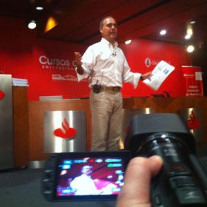 """J. R. Zapatero (Google) en #MarketingRRHH: """"La publicidad que conocí haciendo TV en P&G no sirve para nada comparada con lo que viene"""""""