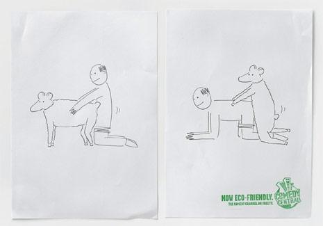 """15 campañas donde son los ilustradores los que """"cortan el bacalao"""""""