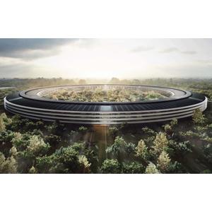 """Cada vez queda menos para que Apple pueda hacer realidad su nueva sede """"galáctica"""" en Cupertino"""