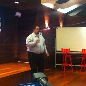 """César Solaz (Groupalia) en #MKPrecisión: """"El CRM comportamental ayuda aumentar la eficacia gracias al conocimiento del cliente"""""""