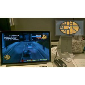 Un hacker lleva el Grand Theft Auto a las Google Glass