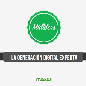 """Ni descolgados a los 50 ni desconectados: conociendo a los """"midlifers"""", la generación digital experta"""