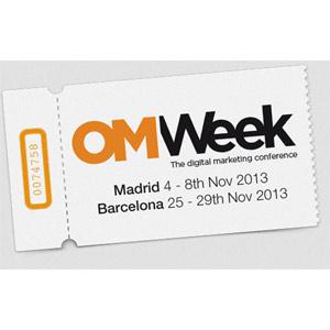 Lo mejor del marketing digital de 10 países se reúne en la primera edición de OMWeek
