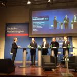 """""""Deutscher Medienkongress 2014"""" en citas e imágenes"""