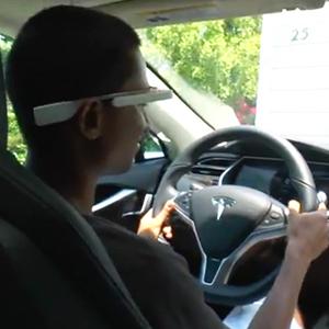 Google Glass drivesafe1