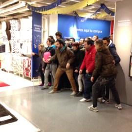 Participantes a la puerta1