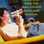 """25 anuncios muy """"chiflados"""" para celebrar el cuarto de siglo de vida de la mítica consola portátil Game Boy"""