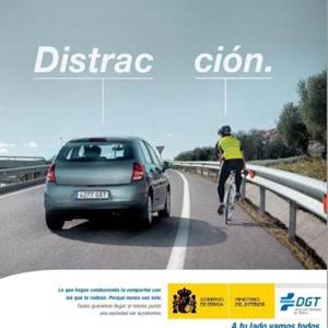 Campaña 'A tu lado vamos todos' (DGT)