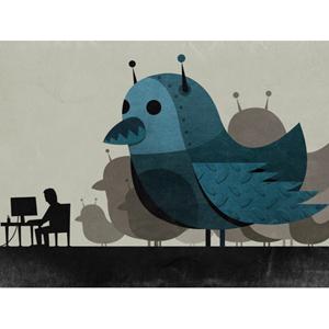 Twitter robots