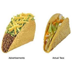 anuncio comida