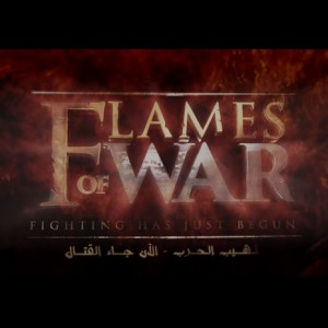 isis flames
