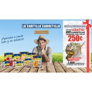 cartilla carretilla
