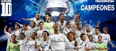 real madrid campeones de Europa