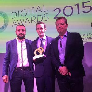 Antevenio Go!, mejor campaña digital de marketing multiplataforma en los Digital Awards 2015 por