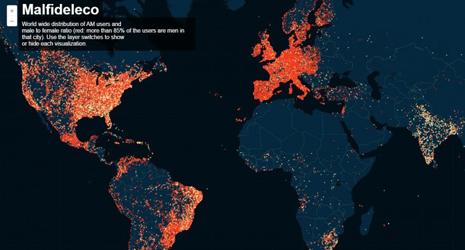 mapa Tecnológica