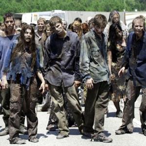 the walking dead zombies caminantes