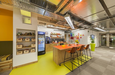 Cocina - zona oficina