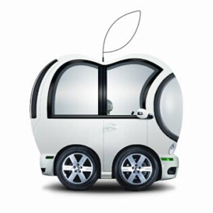 apple coche 300