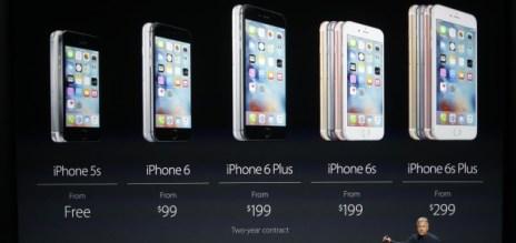 foto precios iphone